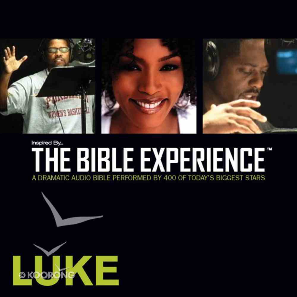 Inspired By ? the Bible Experience: Luke, Audio eAudio Book