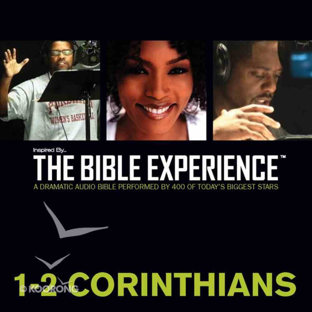Inspired By ? the Bible Experience: 1- 2 Corinthians, Audio eAudio Book