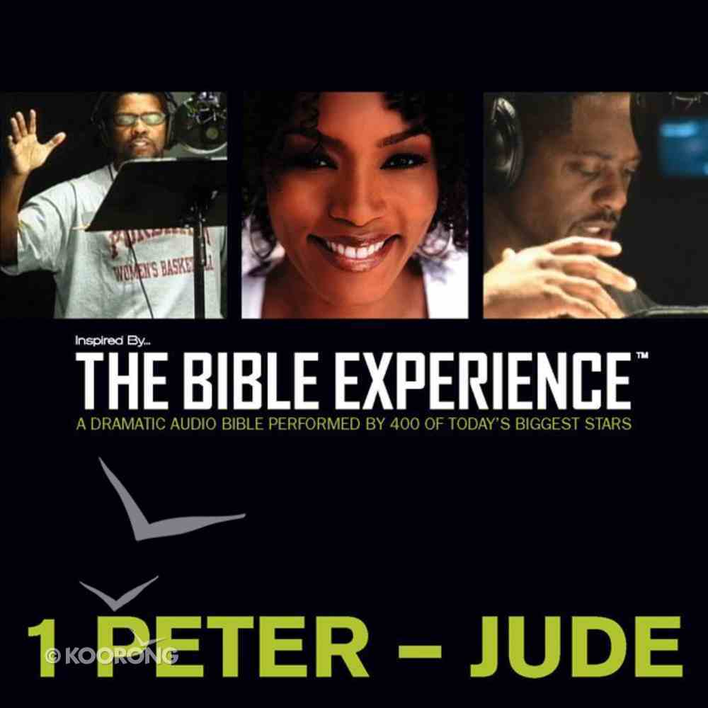 Inspired By ? the Bible Experience: 1 Peter - Jude, Audio eAudio Book