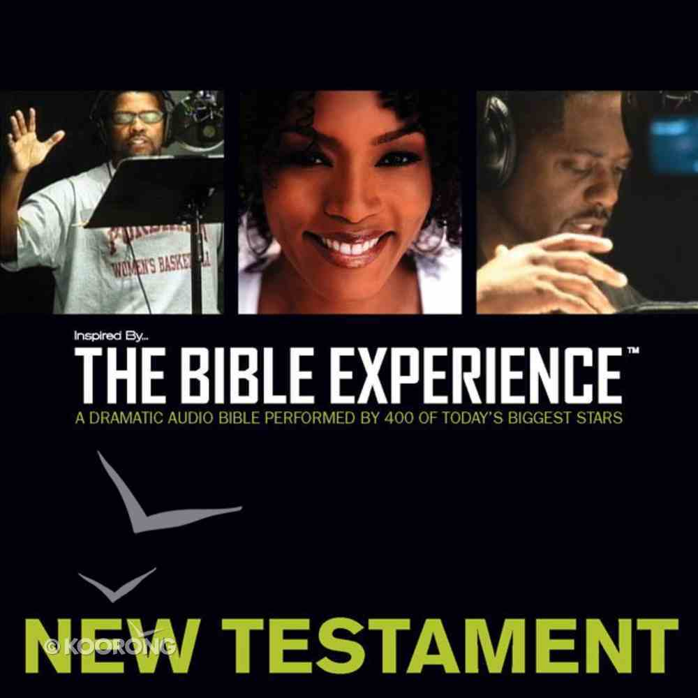Inspired By the Bible Experience: New Testament, Audio eAudio Book