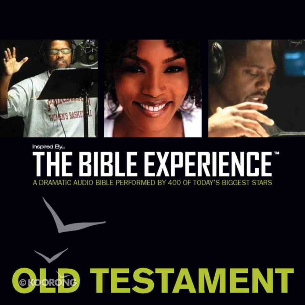 Inspired By the Bible Experience: Old Testament, Audio eAudio Book