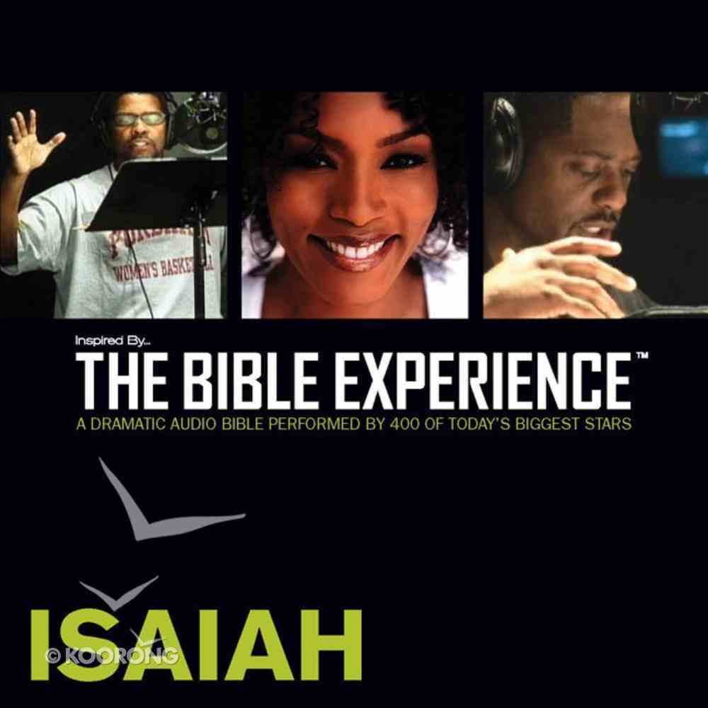 Inspired By ? the Bible Experience: Isaiah, Audio eAudio Book