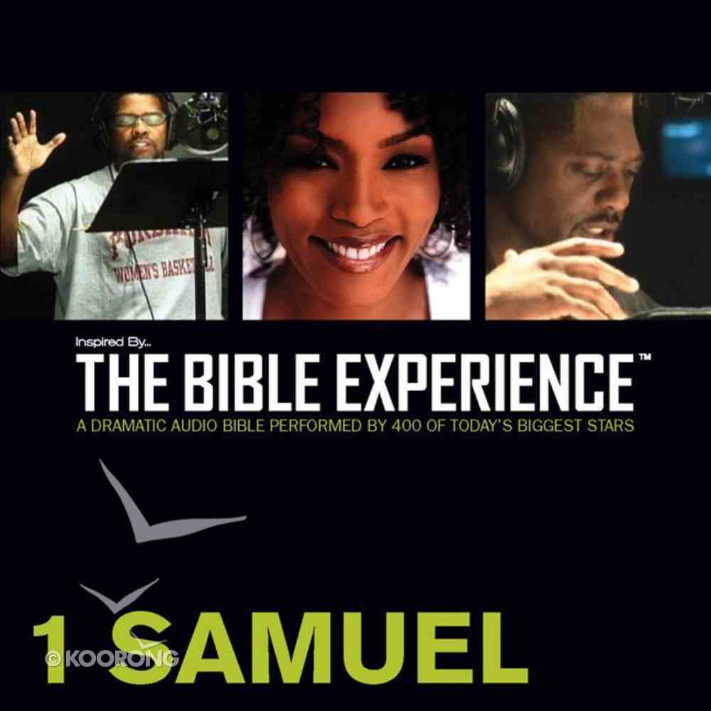 Inspired By?The Bible Experience: 1 Samuel, Audio eAudio Book