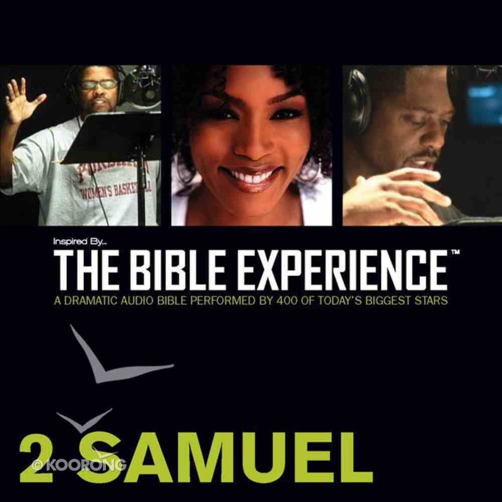 Inspired By?The Bible Experience: 2 Samuel, Audio eAudio Book