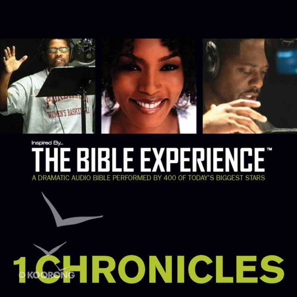 Inspired By ? the Bible Experience: 1 Chronicles, Audio eAudio Book