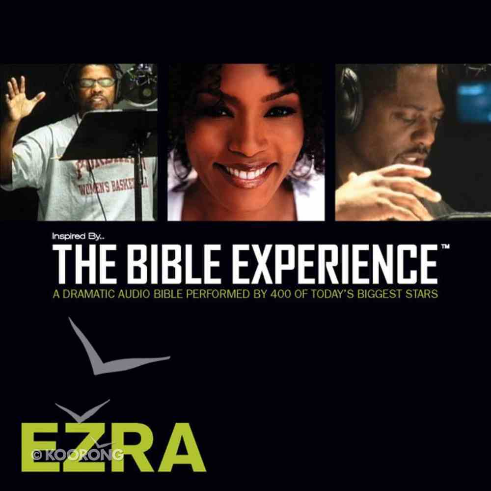 Inspired By ? the Bible Experience: Ezra, Audio eAudio Book
