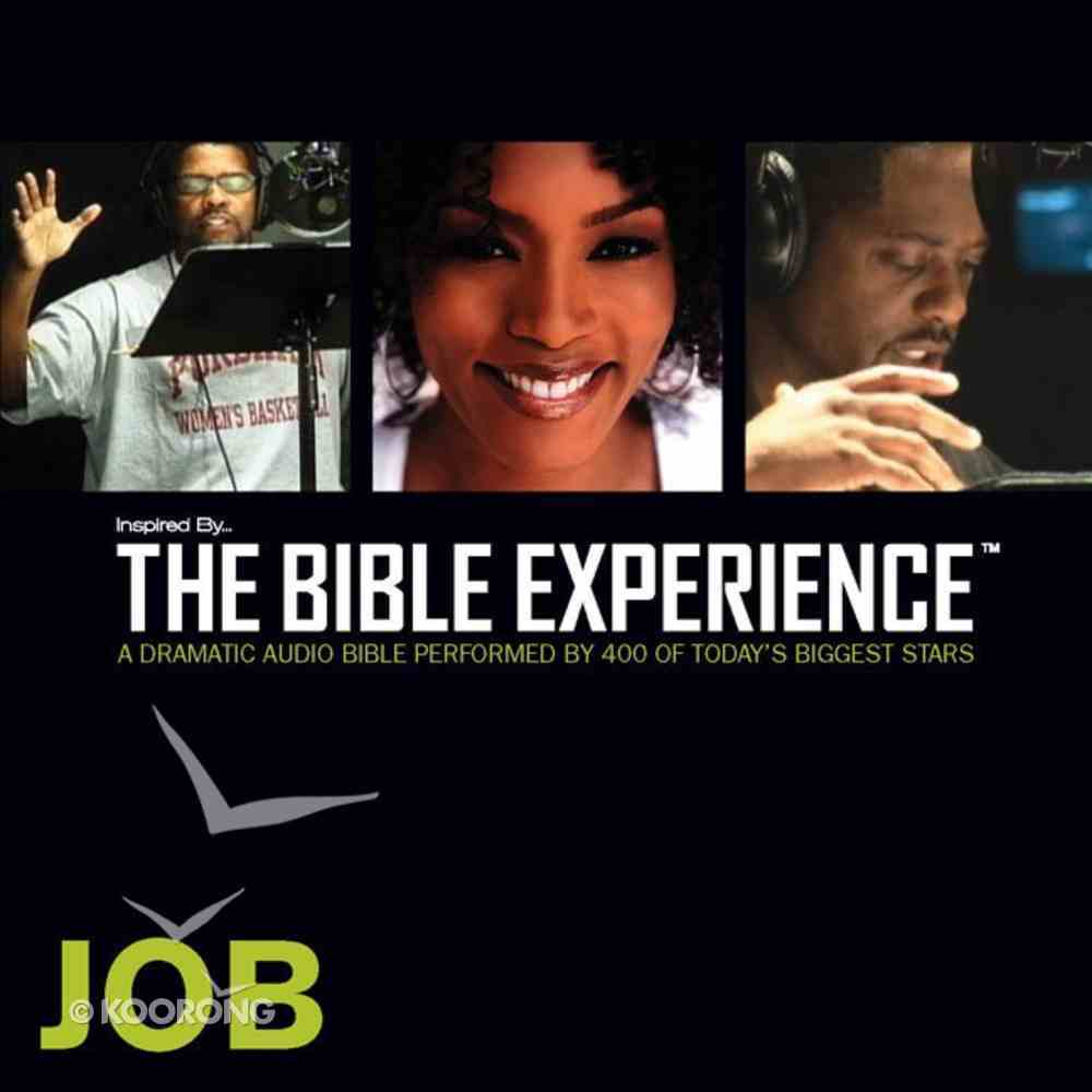 Inspired By?The Bible Experience: Job, Audio eAudio Book