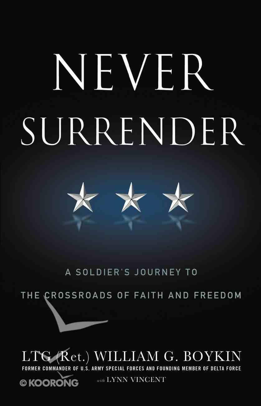 Never Surrender eBook