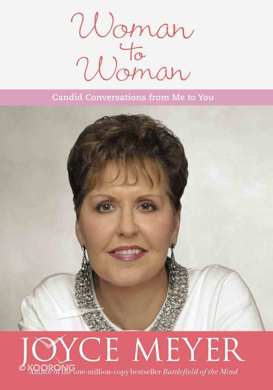 Woman to Woman eBook