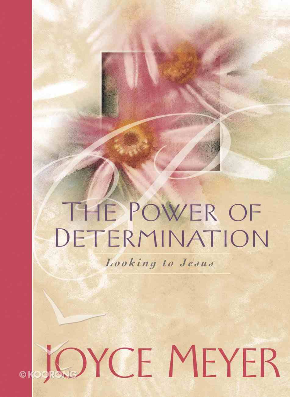 The Power of Determination eBook