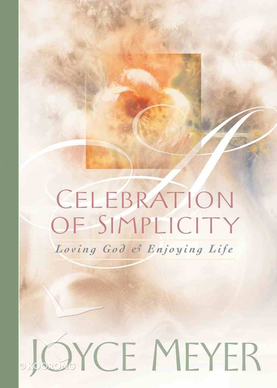 Celebration of Simplicity eBook