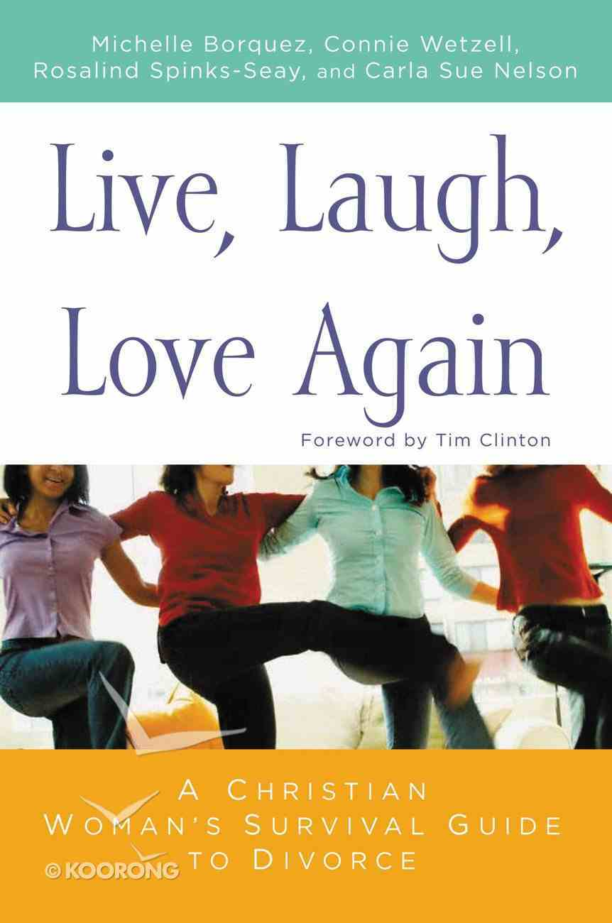 Live, Laugh, Love Again eBook