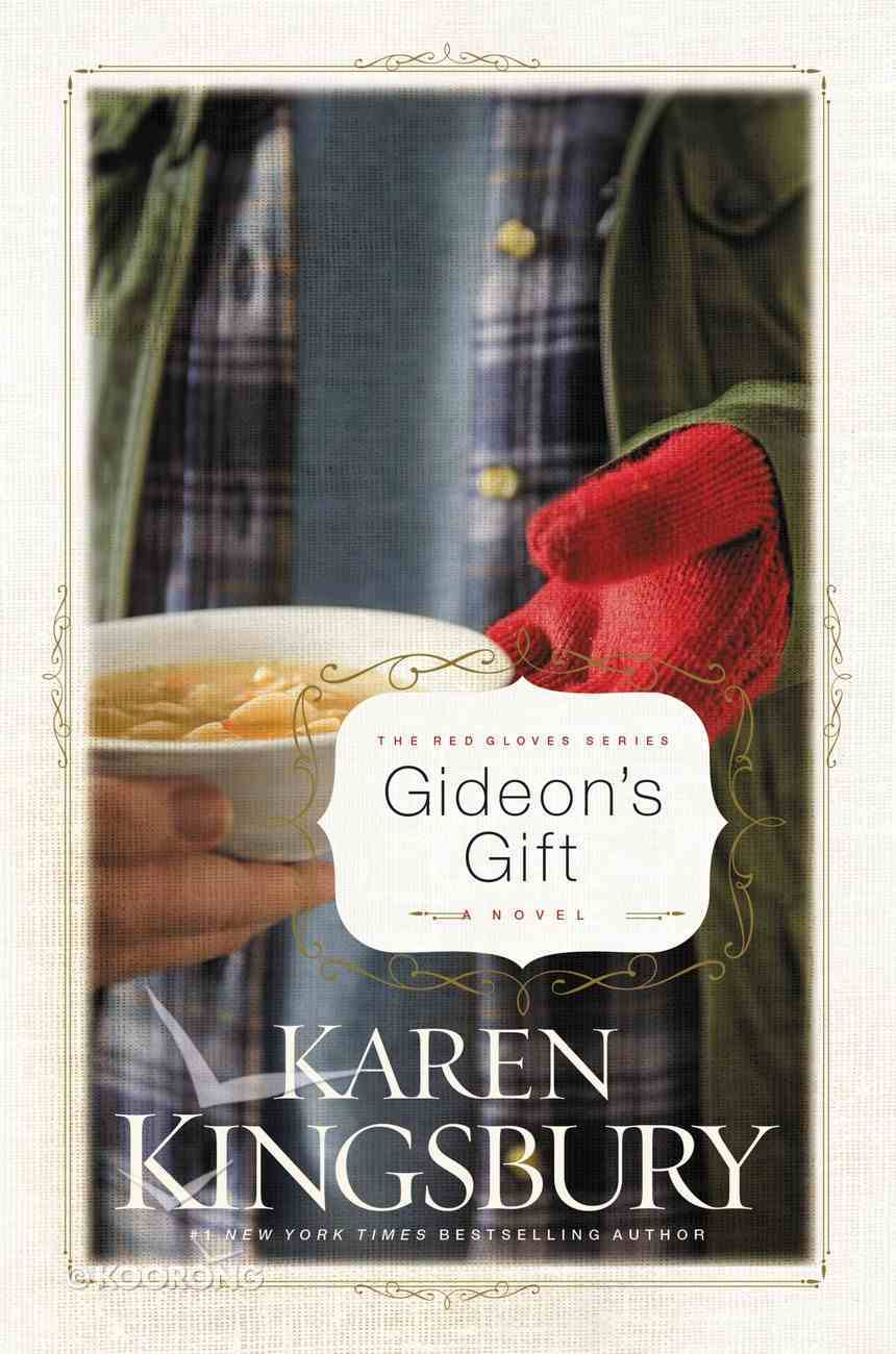 Gideon's Gift (#01 in Red Gloves Series) eBook