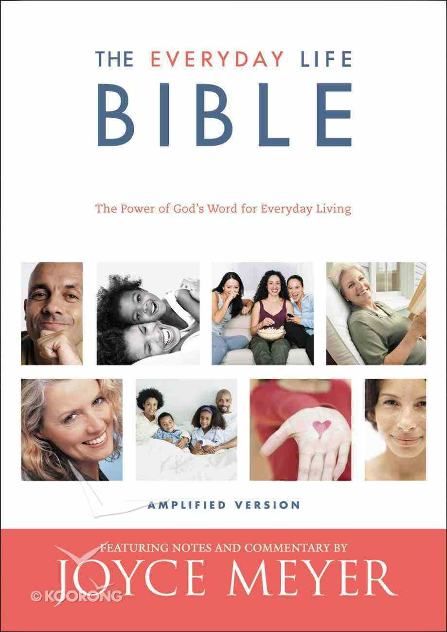 The Everyday Life Bible eBook