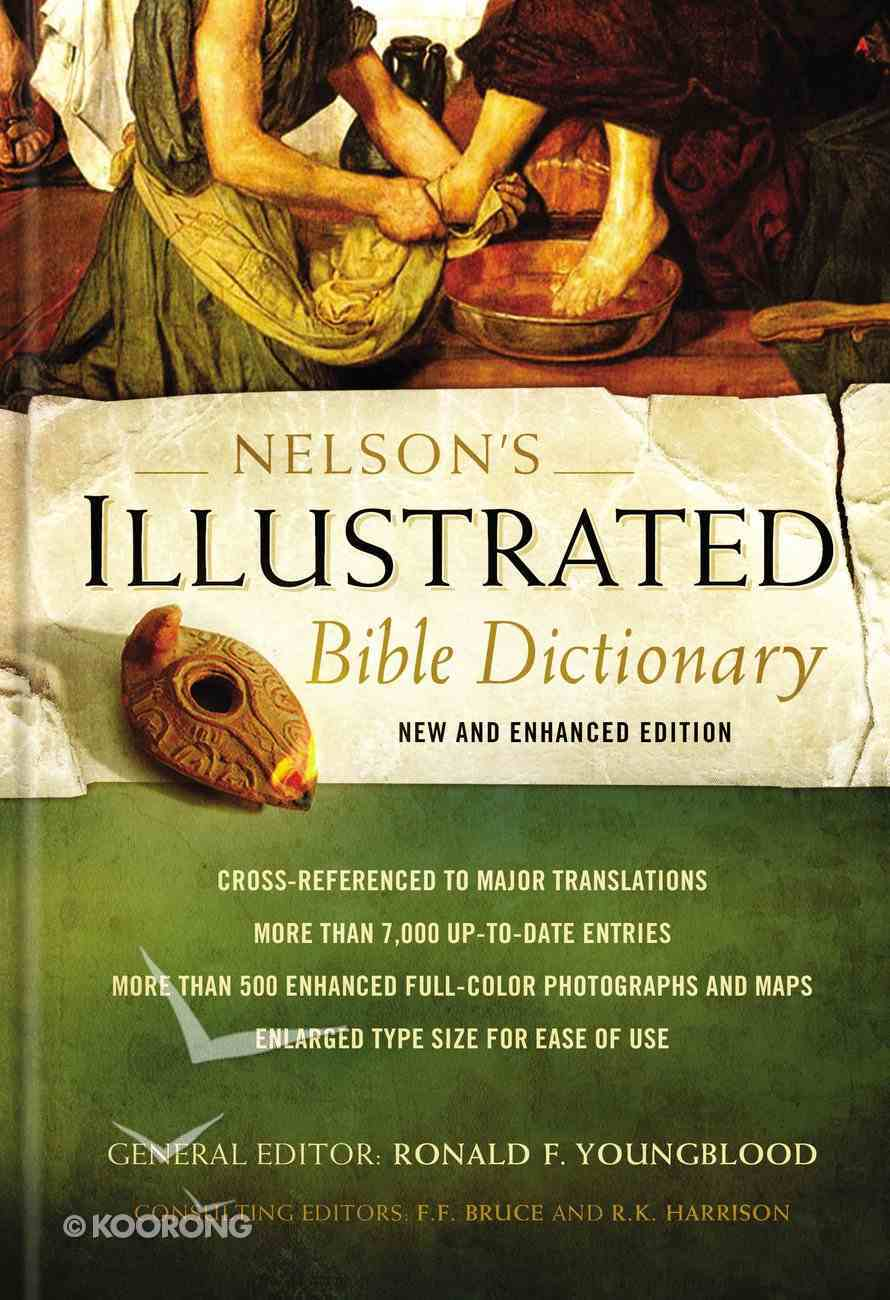 Nelson's Illustrated Bible Dictionary (2nd Edition) eBook