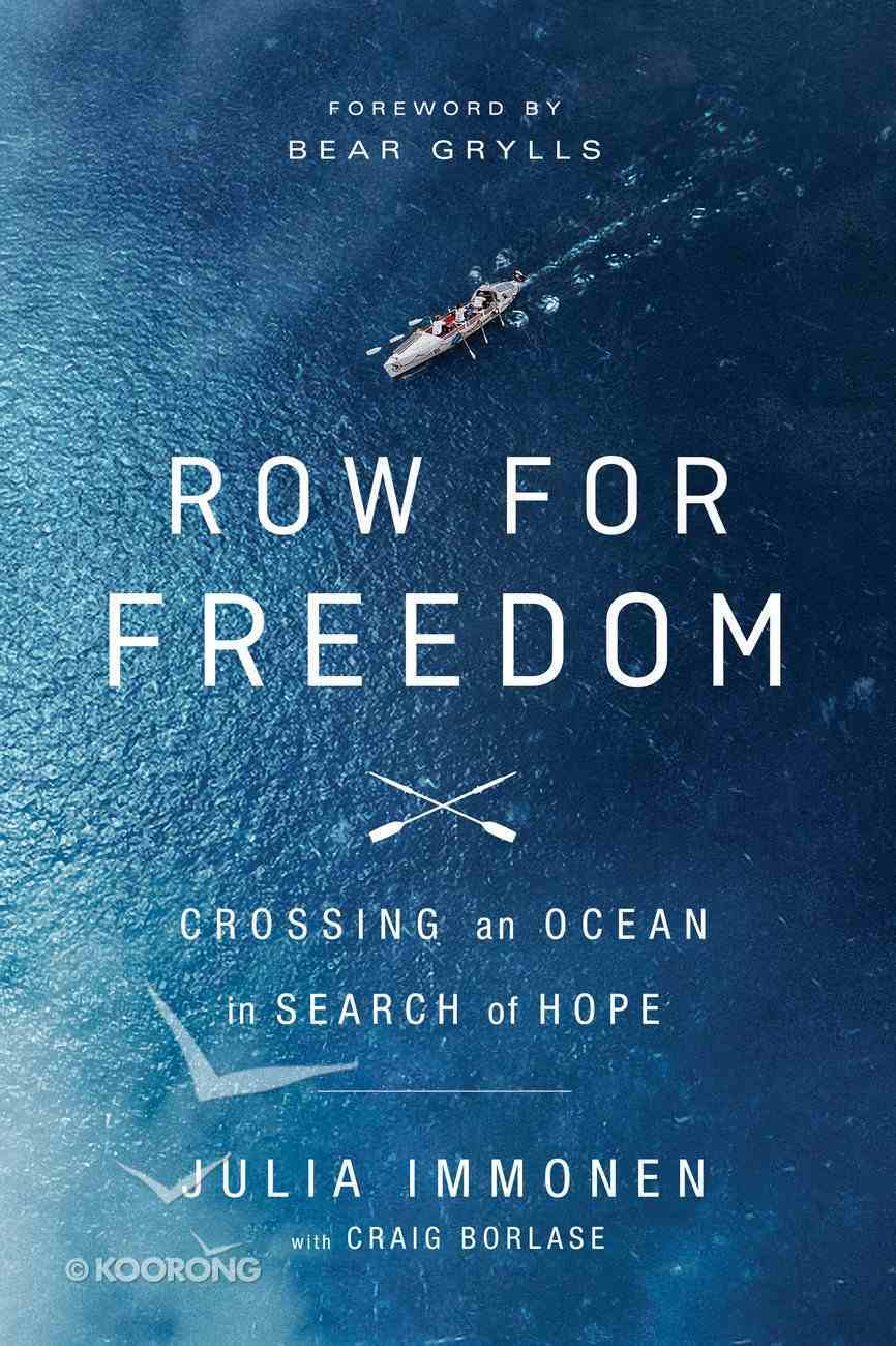 Row For Freedom eAudio Book