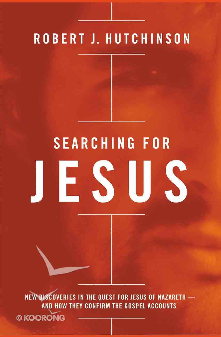 Searching For Jesus eBook