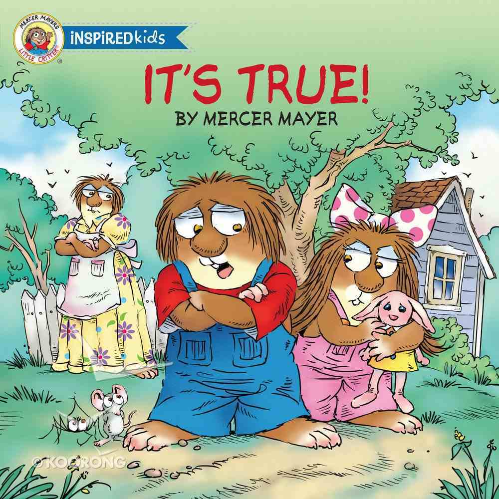 It's True (Little Critter Series) eBook
