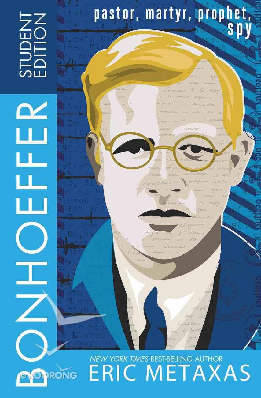 Bonhoeffer Student Edition eBook