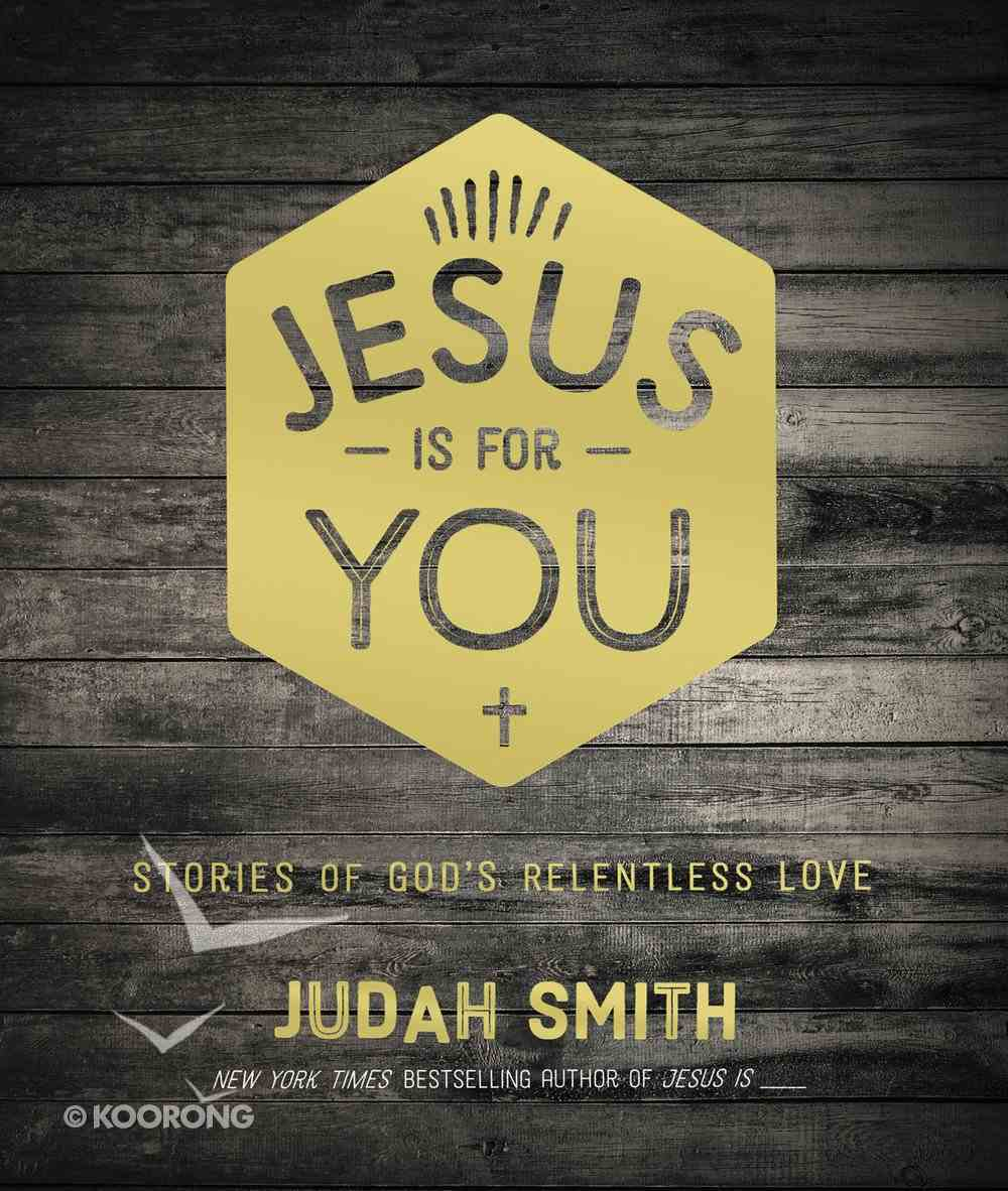 Jesus is For You eBook