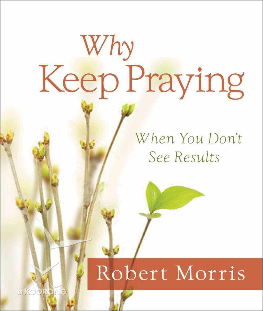 Why Keep Praying? eBook