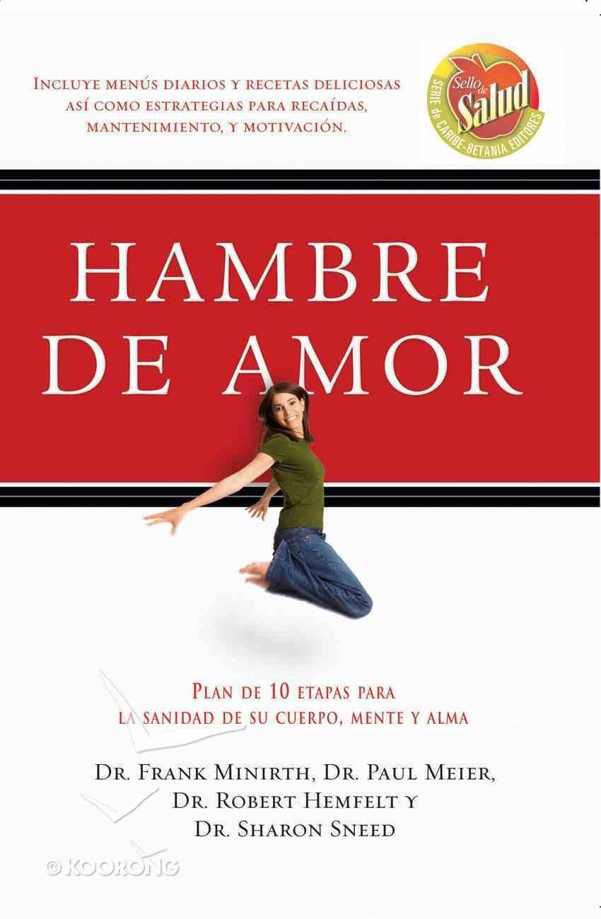 Hambre De Amor (Hungry For Love) eBook