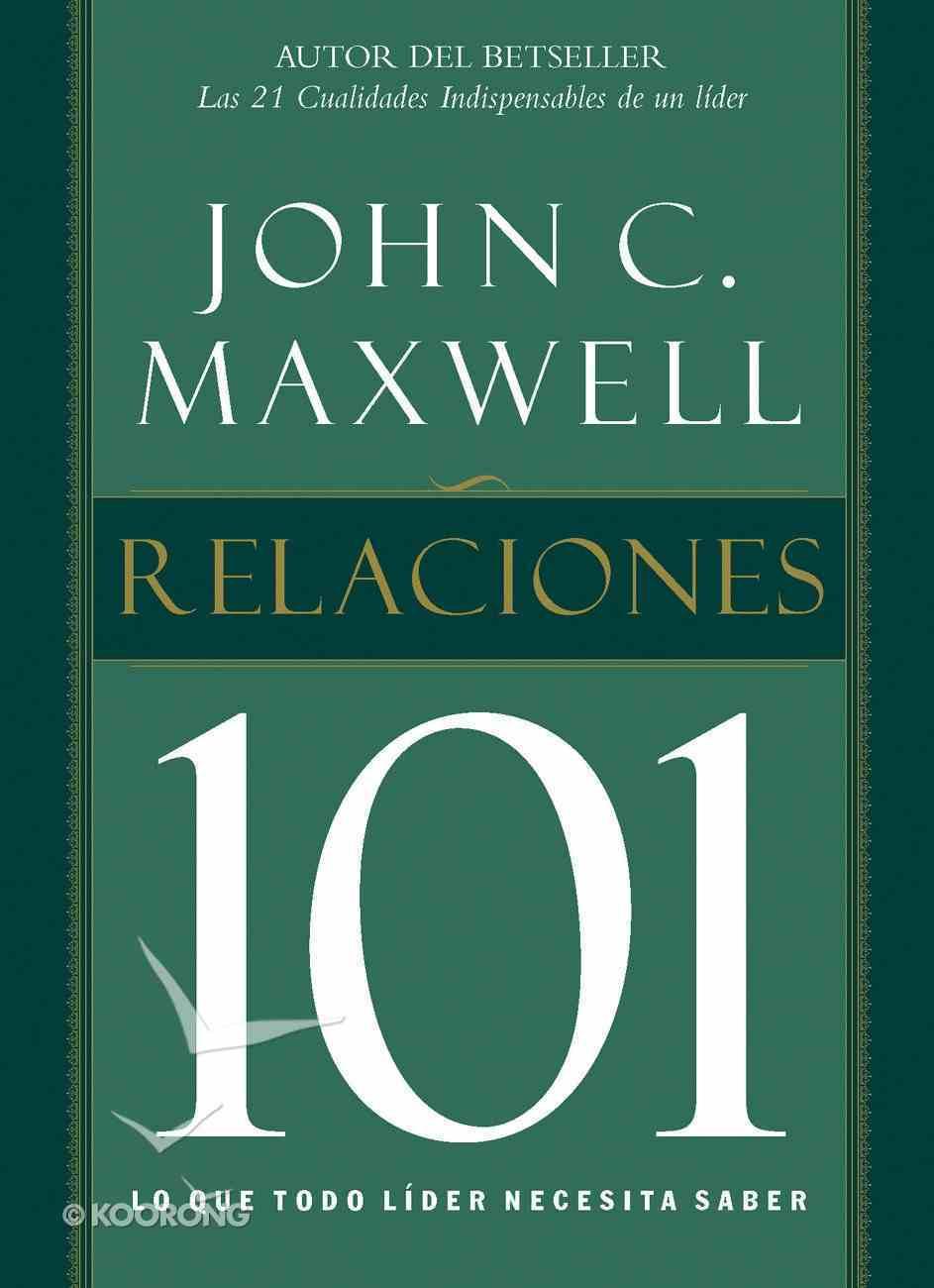 Relaciones 101 eBook