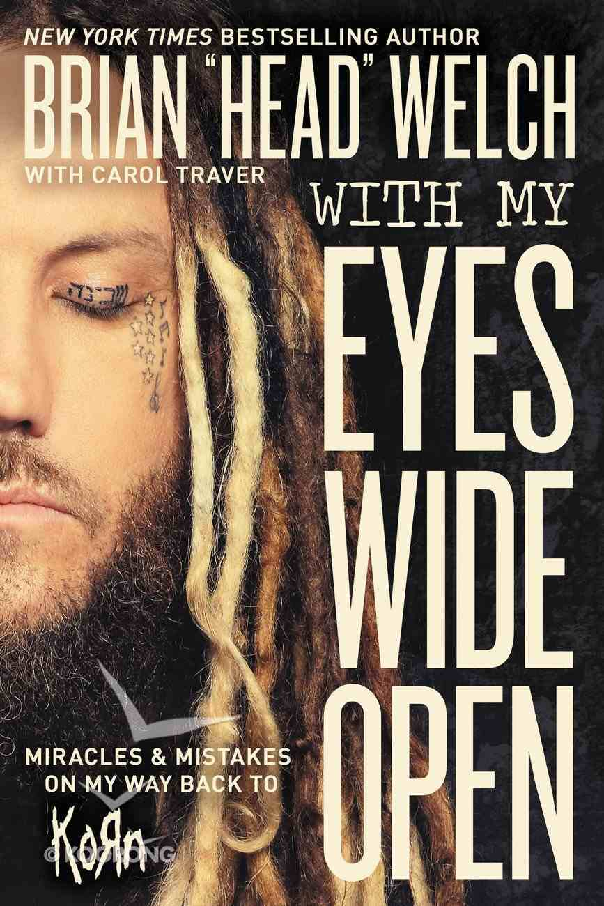 With My Eyes Wide Open eBook