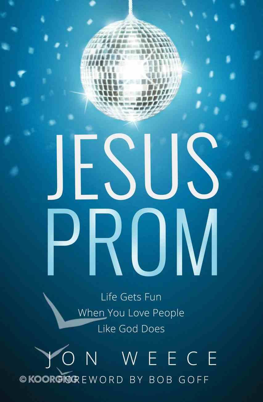 Jesus Prom eAudio Book