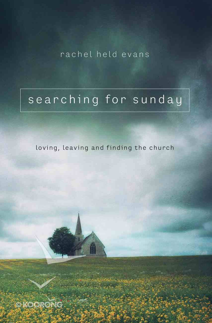 Searching For Sunday eAudio Book