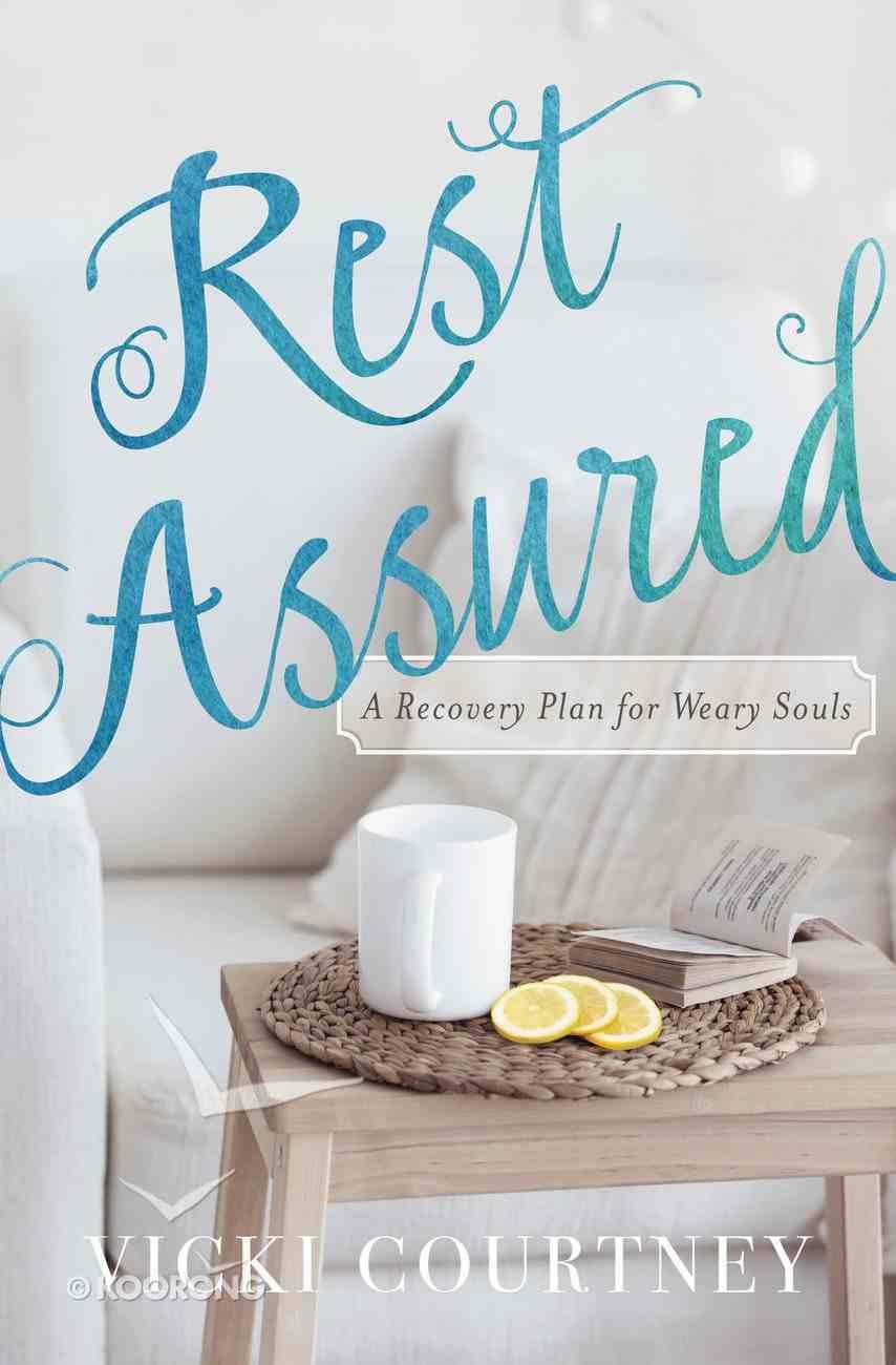 Rest Assured eBook
