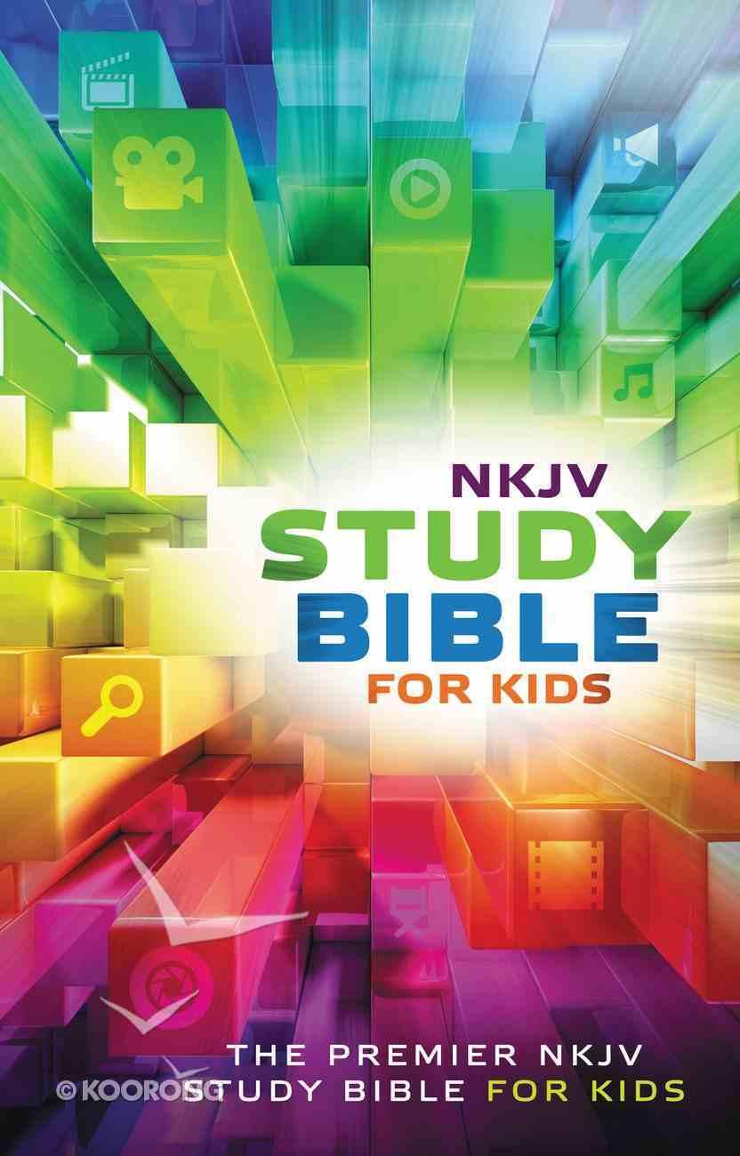 NKJV Study Bible For Kids eBook