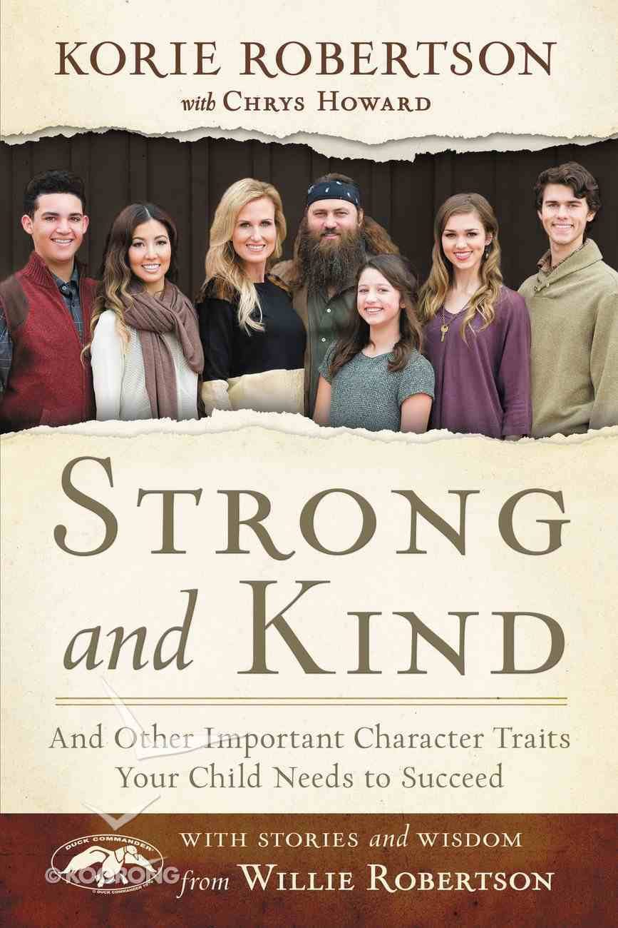 Strong and Kind eBook