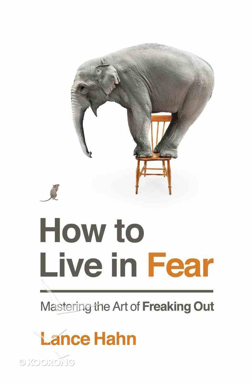 How to Live in Fear eBook