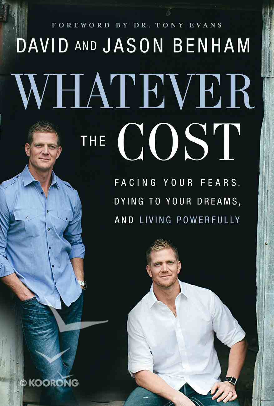 Whatever the Cost eAudio Book