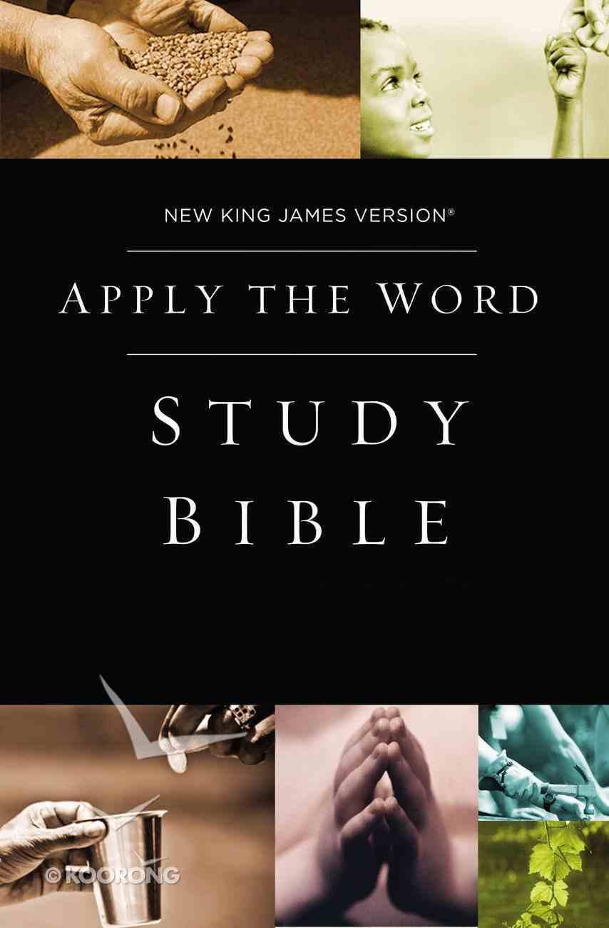 NKJV, Apply the Word Study Bible, Ebook eBook
