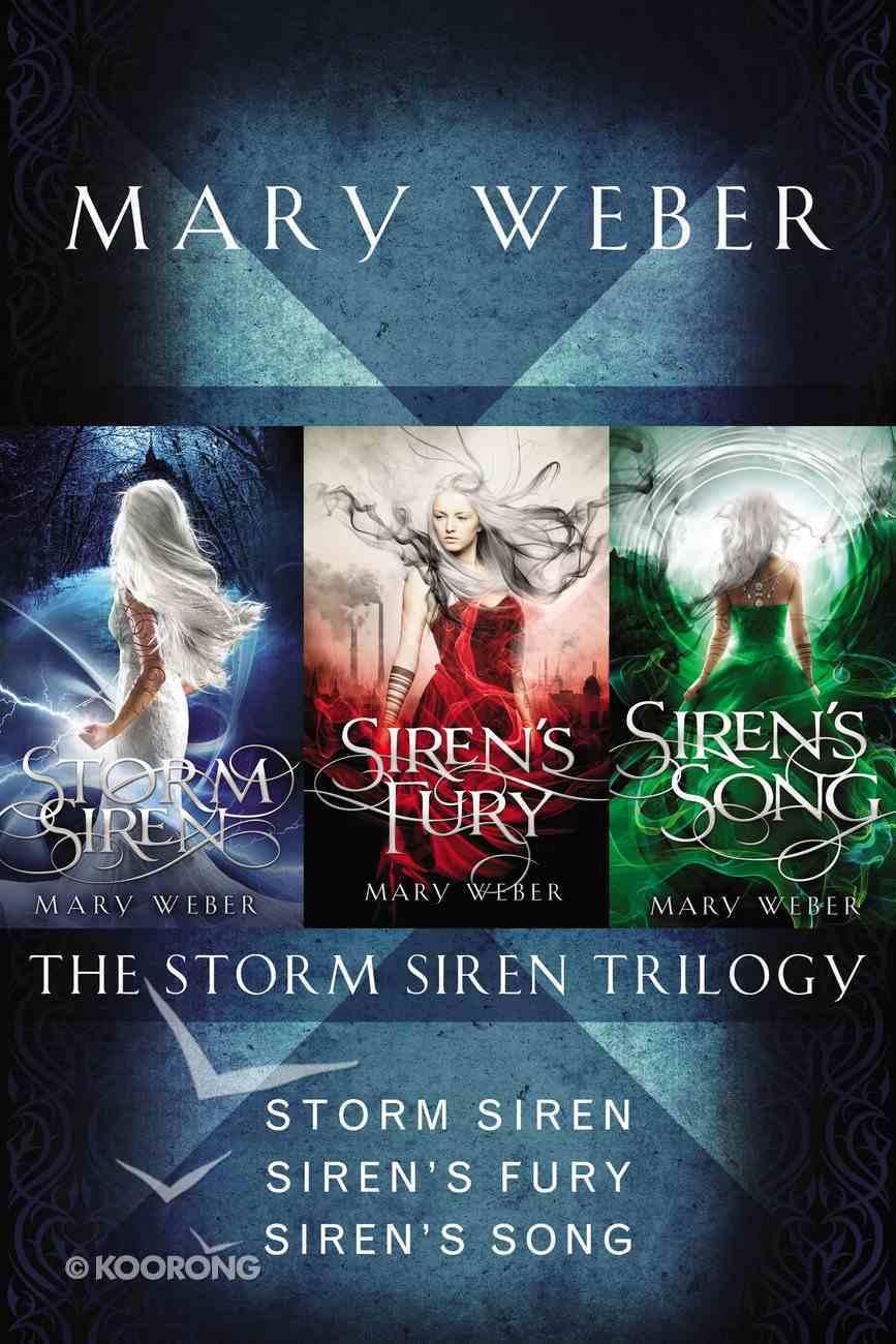 The Storm Siren Trilogy (#01 in Storm Siren Trilogy Series) eBook