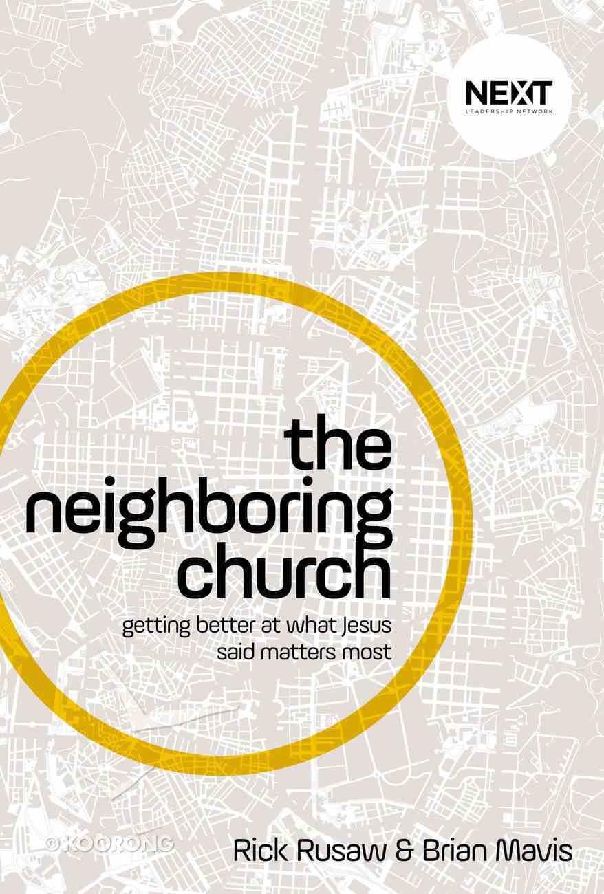 The Neighboring Church eBook