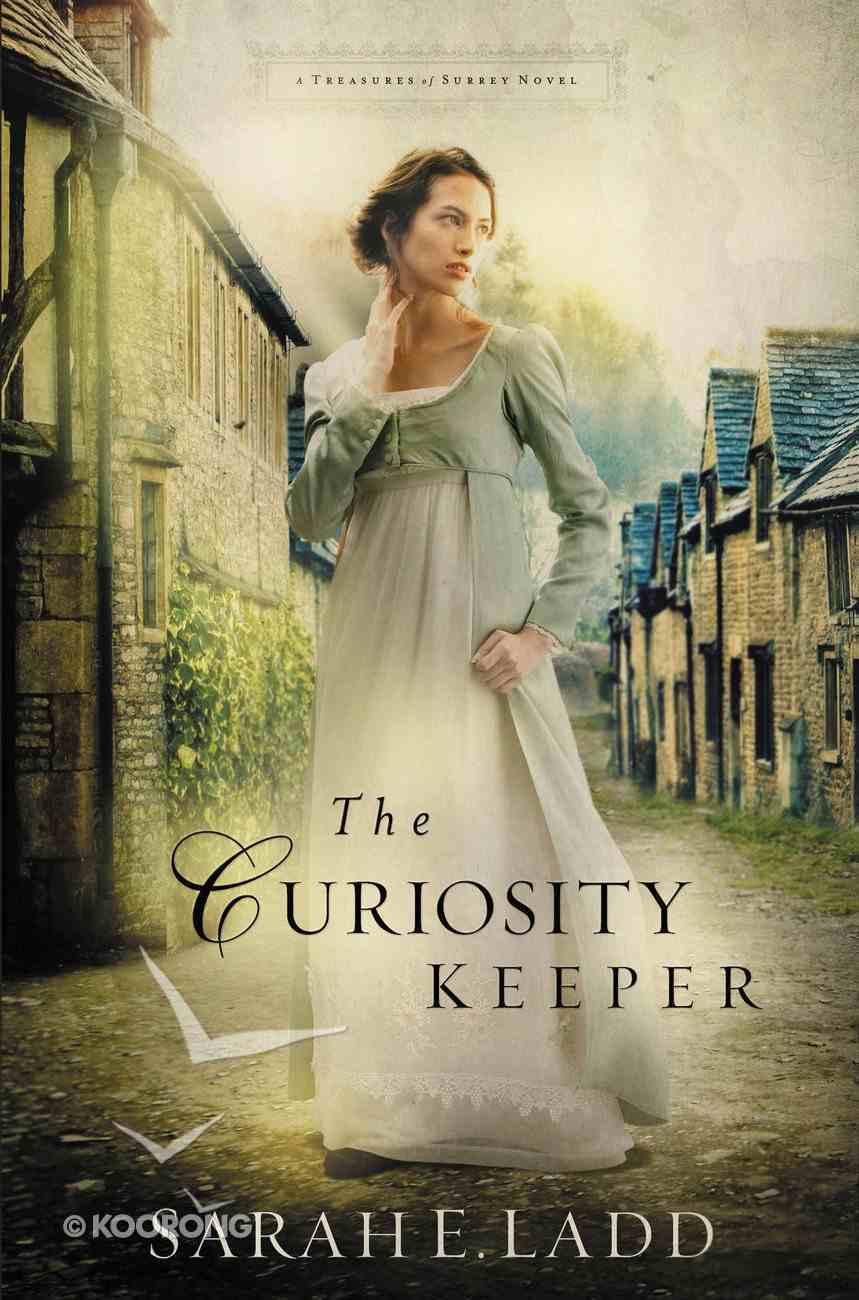 The Curiosity Keeper (#01 in Treasures Of Surrey Novel Series) eAudio Book