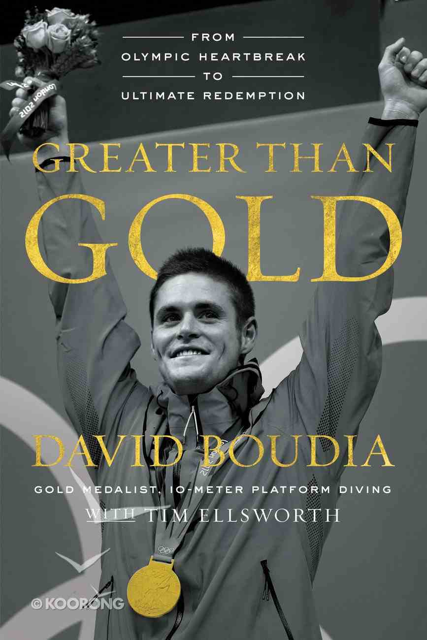 Greater Than Gold eBook