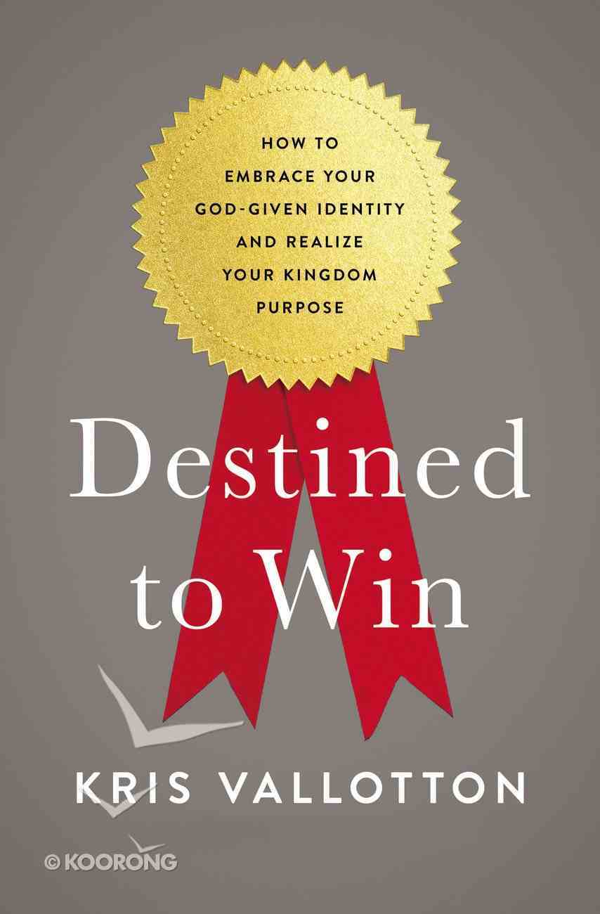 Destined to Win eBook