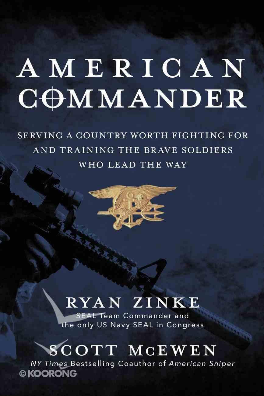 American Commander eBook