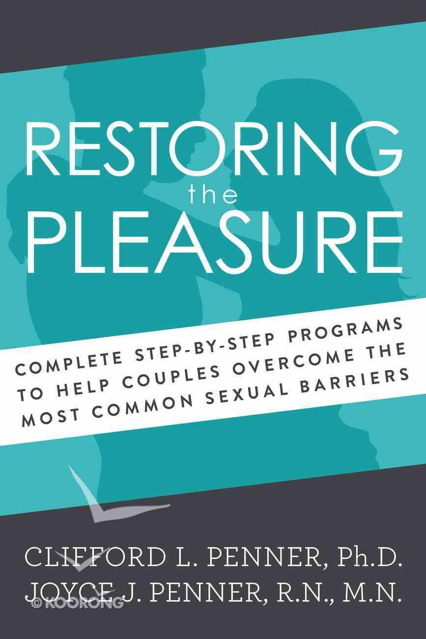 Restoring the Pleasure eBook