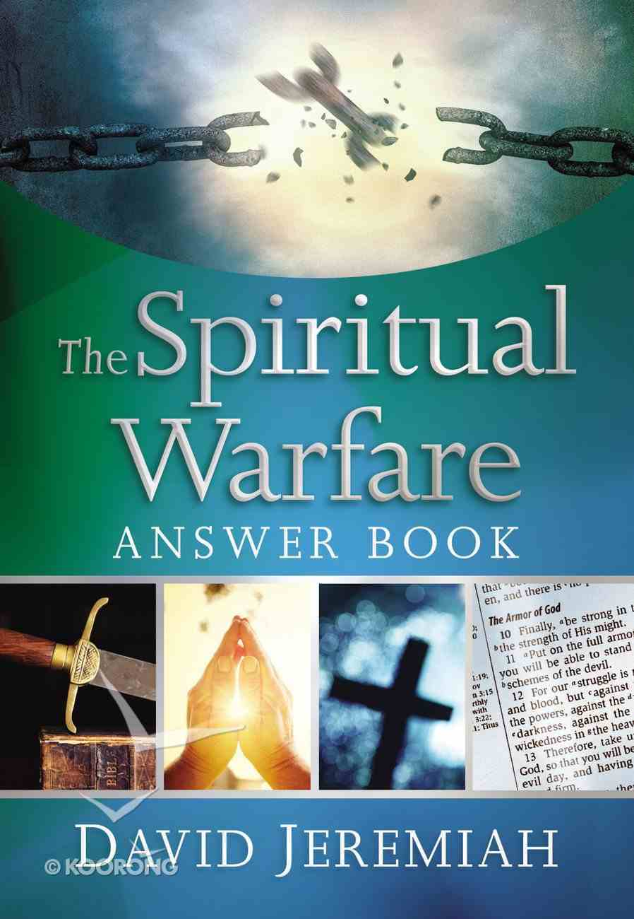 The Spiritual Warfare Answer Book eBook