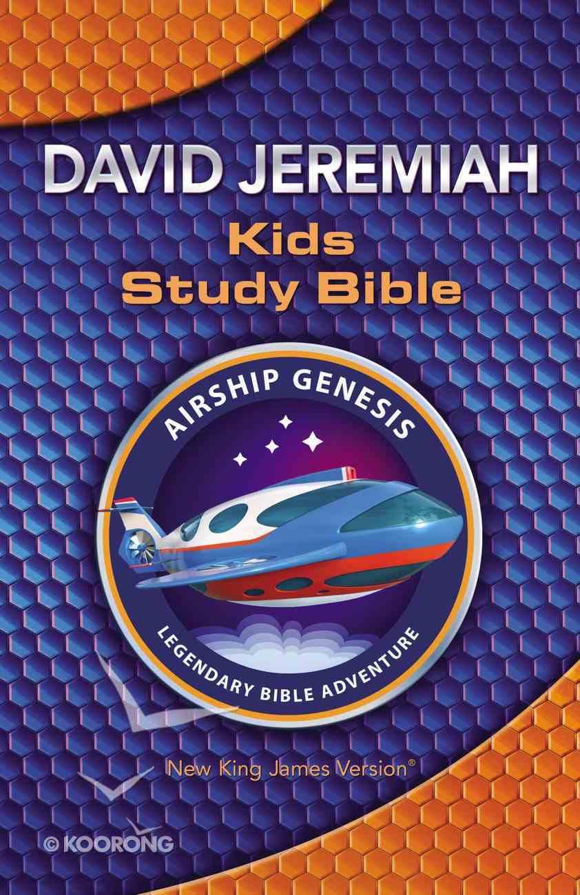NKJV: Airship Genesis Kids Study Bible eBook