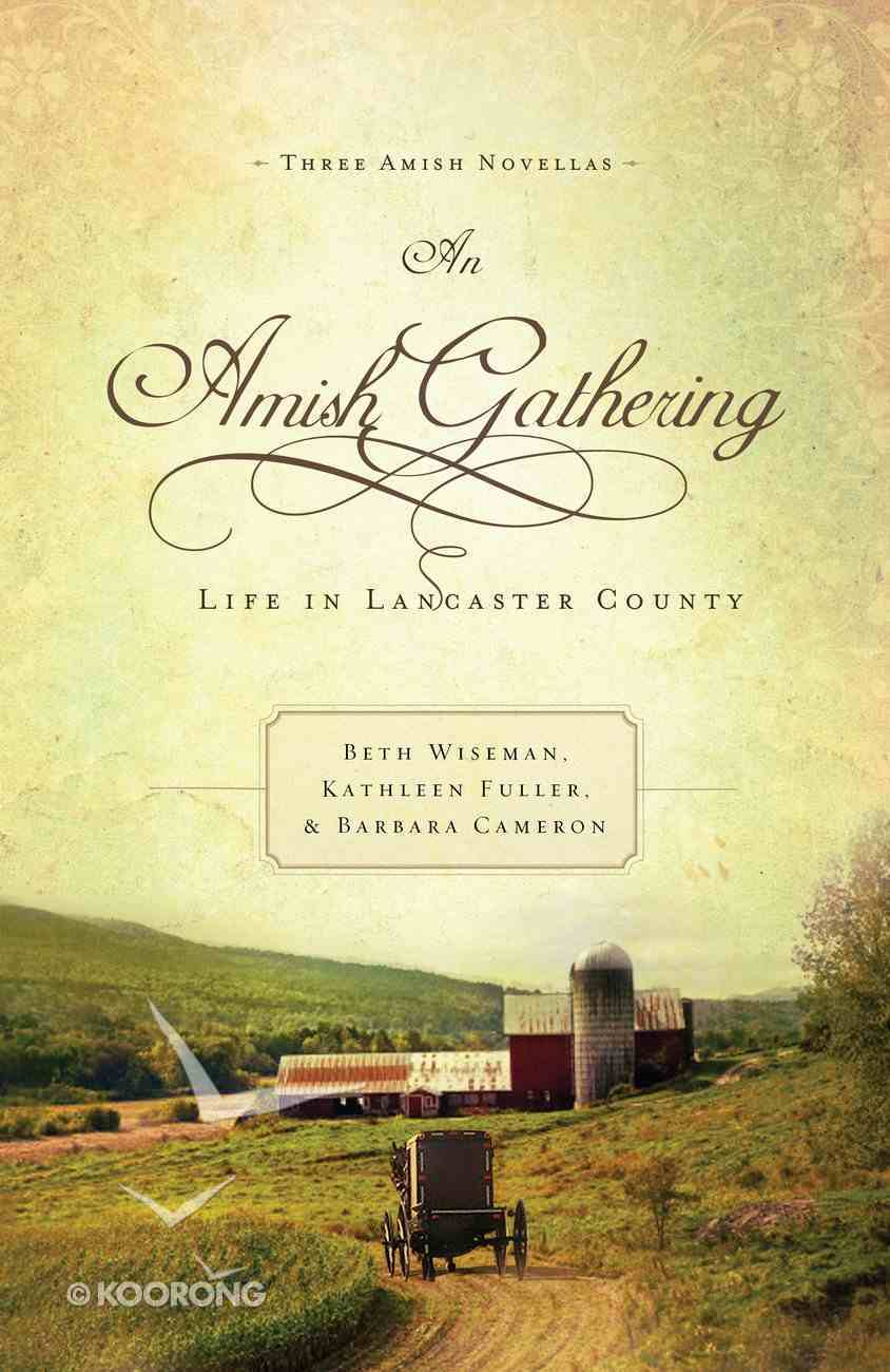 Amishg: Life in Lancaster County (Amish Beginnings Novel Series) Paperback