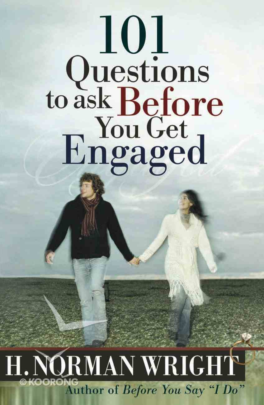 101 Questions to Ask Before You Get Engaged eBook