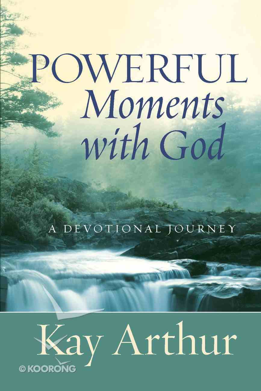 Powerful Moments With God eBook