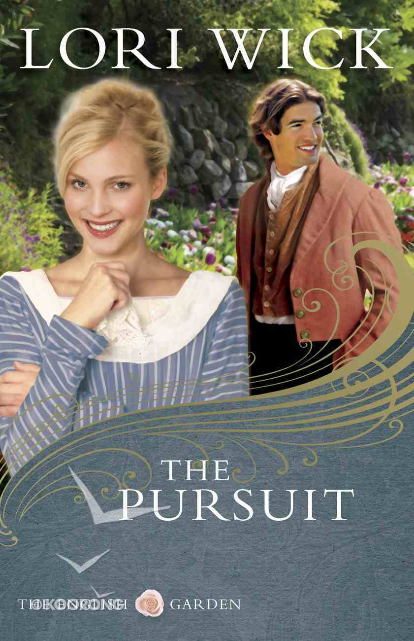 The Pursuit (#04 in English Garden Series) eBook