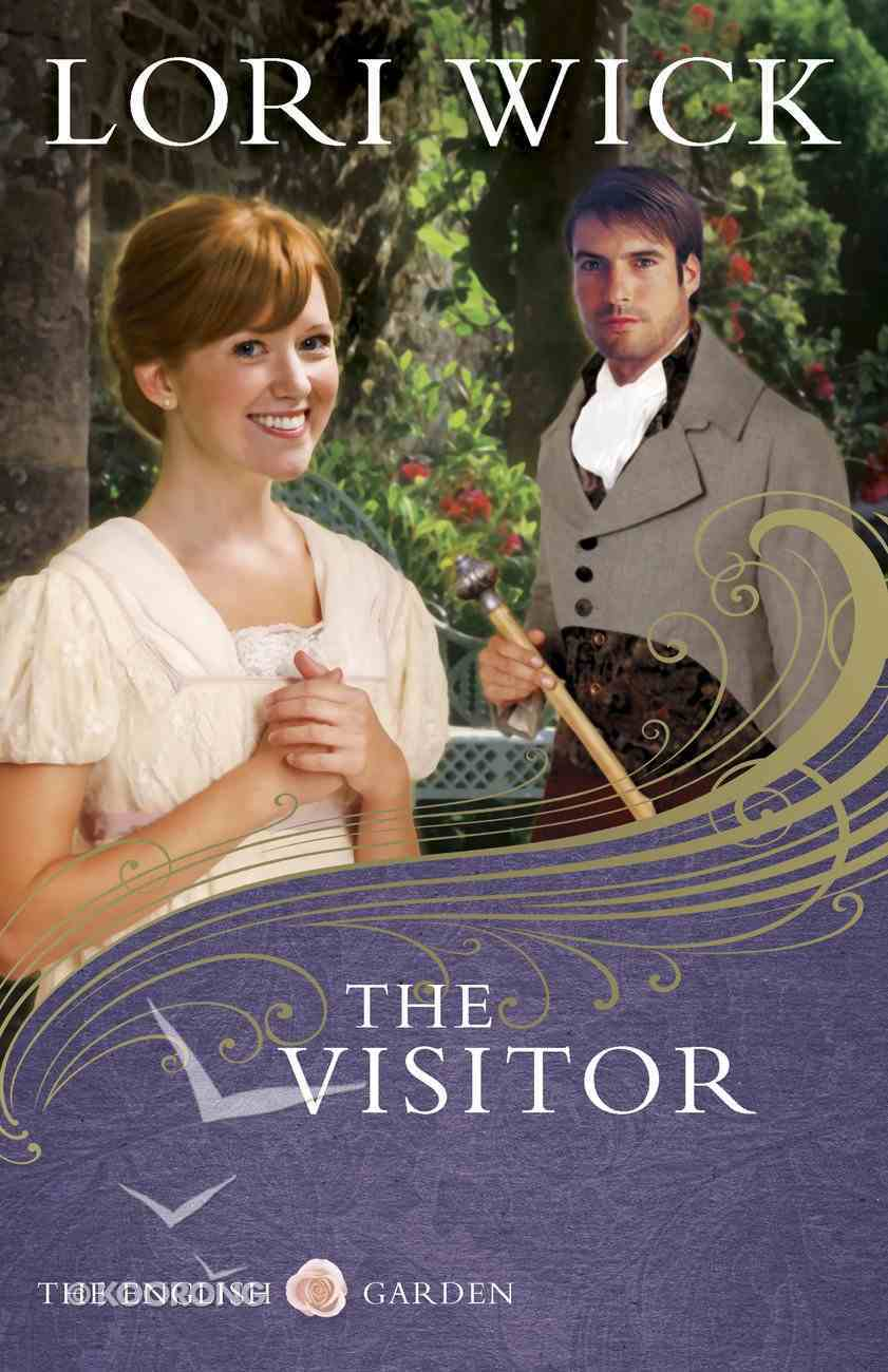 The Visitor (#03 in English Garden Series) eBook